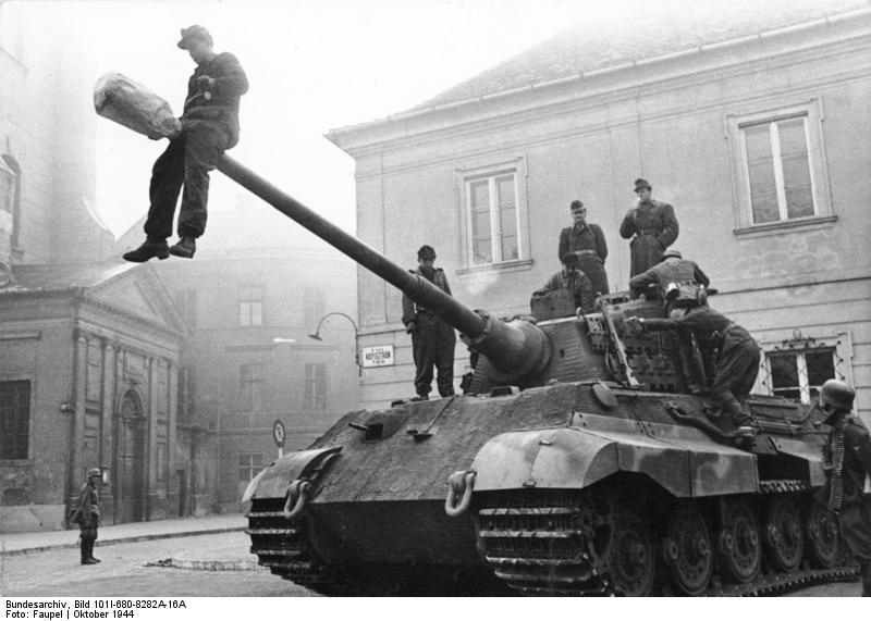 Серийных танков второй мировой войны